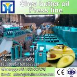 Soybean screw oil expeller/soybean oil production machine with iso