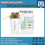 Certified Organic hemp protein 60%