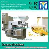 Hydralic oil press crude palm oil refinery plant