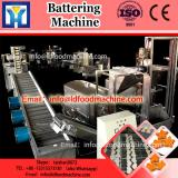 Middle Capacity Hamburger Chicken Nuggets Battering machinery