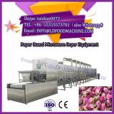 Industrial continuous flower tea microwave drying/microwave cardboard dryer