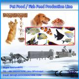 Stainless steel automatic dog feed processing line