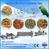 Floating fish feed pellet machinery line