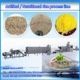 High quality artificial rice producing  nutritional rice make  artificial rice production line