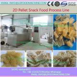 All Stainless Steel 2D Pellet Snacks Food make machinery Puffing Extruder