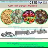 Twin Screw Extruder machinery for Puff Corn Rice Snacks