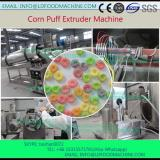 high quality snack extruder puff snack machinery sold in ELLDt