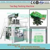 High quality Tea Bagpackmachinery with Outer Envelope with Elevator