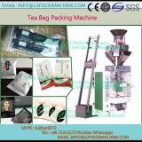 C18 Automatic Tea bag Packaging machinery with Thread, Tag & Outer Envelope