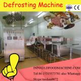 Defrost machinery
