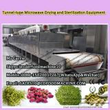 Tunnel-type Yolk particles microwave drying sterilization equipment Microwave Drying and Sterilization Equipment