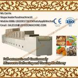 Full-automatic Soybean and Continuously Microwave Defrosting and Heating Machinery