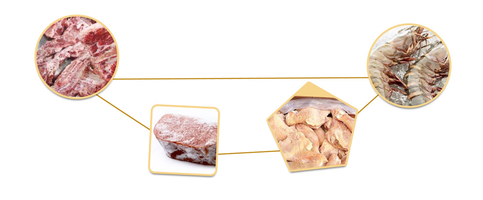 Microwave thawing technology-let you eat healthy and assured meat