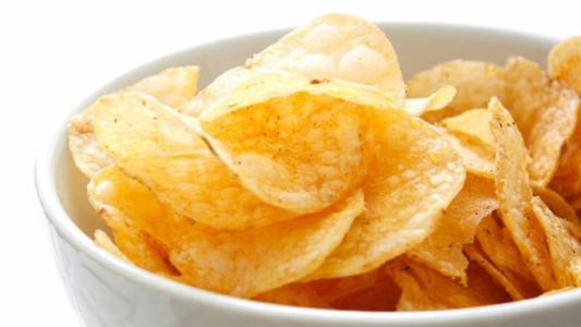 Microwave potato chip machine: Mom no longer has to worry about my health