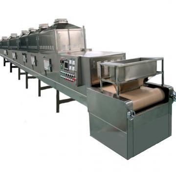 Industrial Tunnel Mesh Belt Fruits Seafood Vegetables Dryer
