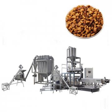 New products multi-functional dry dog food processing line / dog cat pet food machine