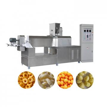 Manufacturing plant automatic factory puffed sticky rice cracker production line