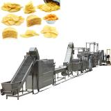 Stainless Steel SS304 Automatic Potato Chips Making Machine